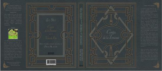 """Lea Silhol + Dorian Machecourt : """"Contes de la Tisseuse, suivi de """"Voix de Fées"""""""
